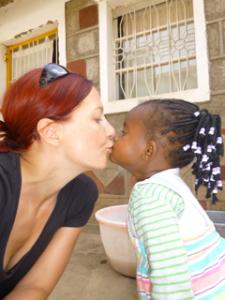 Freiwilligenarbeit Kenia Kinder DeeperTravel