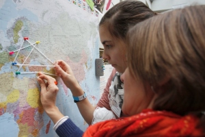 Auslandsaufenthalt Bildungsmesse DeeperTravel