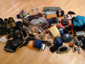 Packliste Zentralamerika