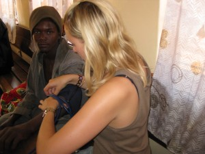 Volunteer Sambia Medizinische Versorgung