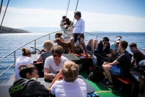 Schule am Meer_Boot