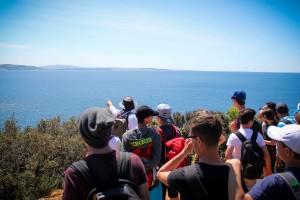 Reisen und Bildung: Schule am Meer_Exkursion
