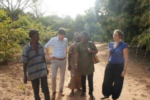 Volunteer Westafrika