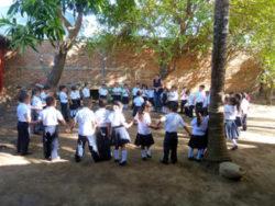 Volunteer Nicaragua Kindergarten Los Carlitos