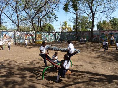 Volunteer Nicaragua Schule Hermanos Salzburgo