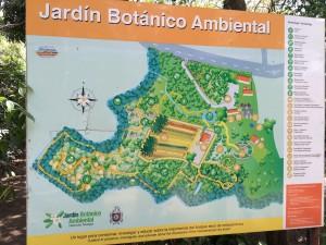 Nicaragua León Botanischer Garten Volunteering
