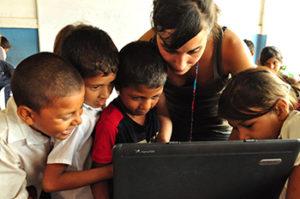 Nicaragua Volunteering Las_Chavaladas DeeperTravel