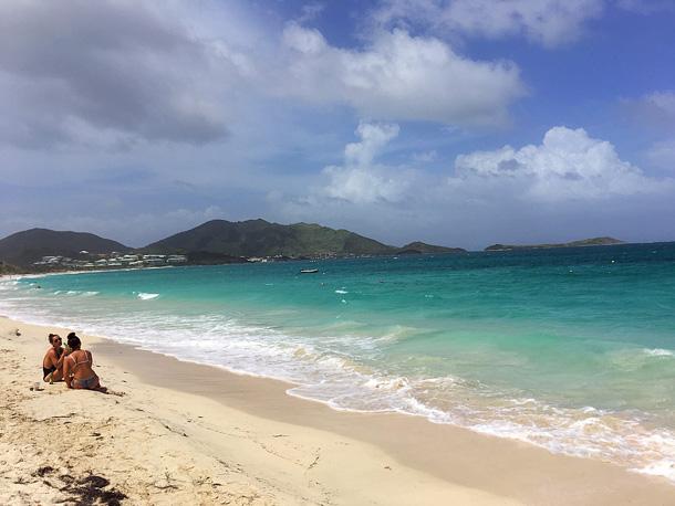 Überführungskreuzfahrt Sint Maarten