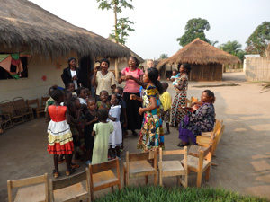 Kinder im Kongo Mitarbeiter