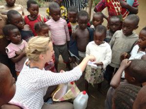 Kinder im Kongo Patenschaft