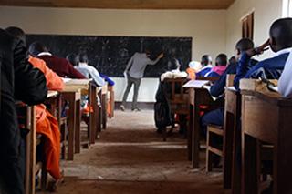 Tansania Freiwilligenarbeit Unterricht