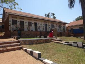 Schule Terra Varietas Uganda Volunteer