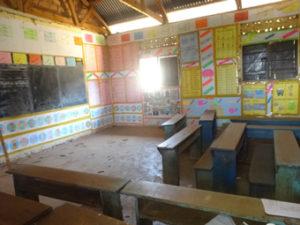 Schule Volunteer Uganda