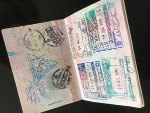 Visum Volunteering Reisevorbereitung