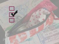 reisevorbereitung checklist