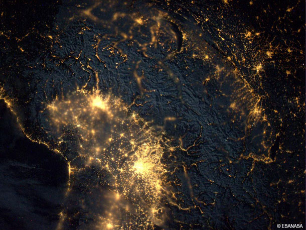 Earth Hour ESANASA