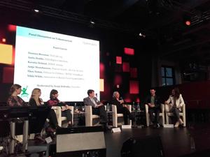 ECPAT ITB 2018 Podiumsdiskussion- Voluntourismus