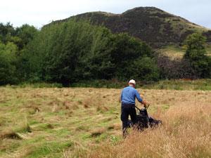Freiwilligenarbeit Schottland Natur
