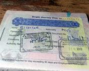 Visum für Kenia beantragen